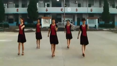 广场舞小苹果十六步 小苹果舞蹈教学小苹果16步