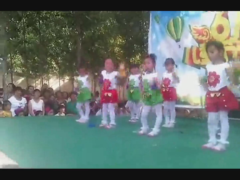 不怕不怕,幼儿舞蹈视频