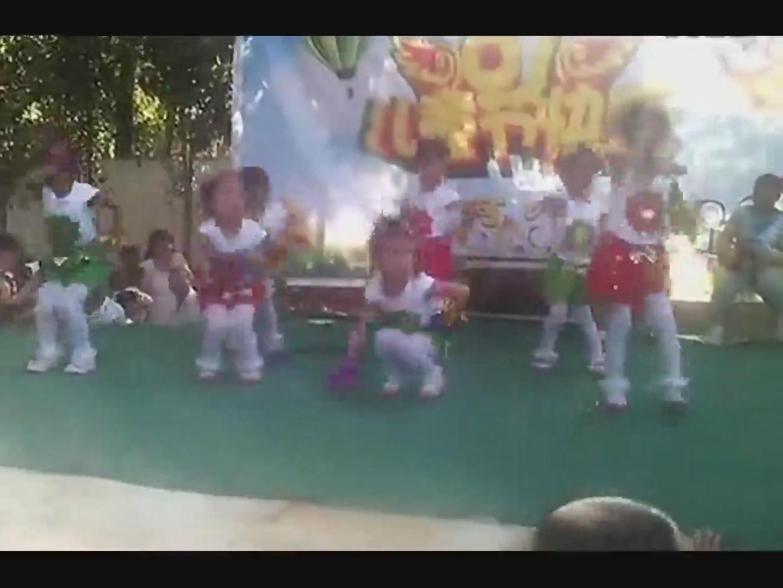 不怕不怕 幼儿舞蹈视频