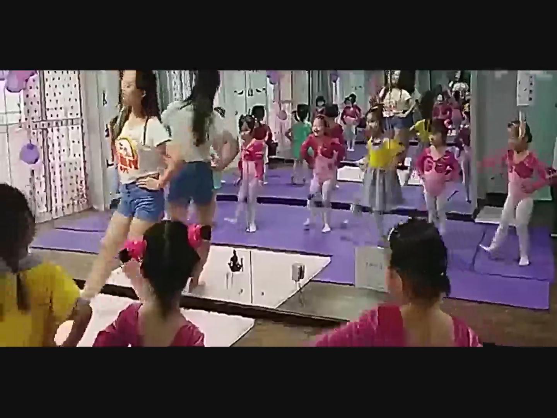 幼儿舞蹈教学 小苹果 儿童舞蹈教学视频大全