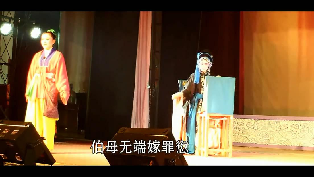 花鼓戏 岳阳花鼓戏《状元与乞丐》3
