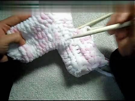 全指手套的织法