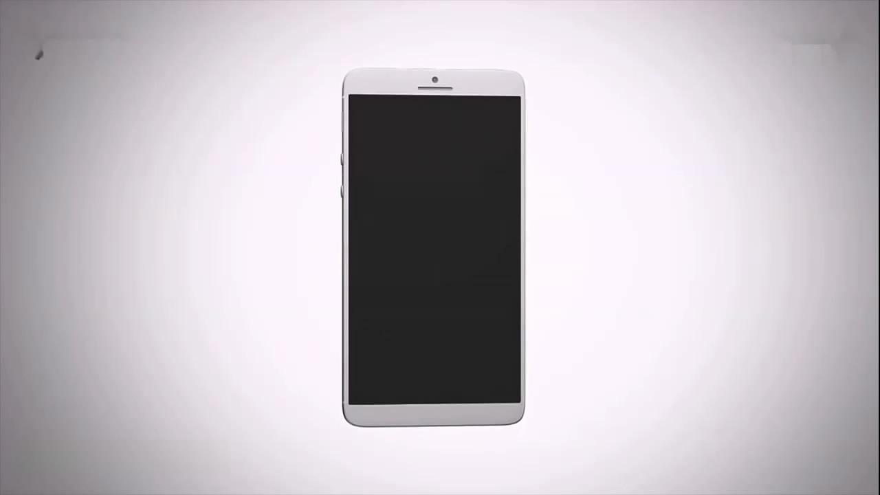 iphone 6外形设计