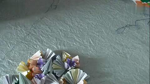 篷子船 折纸视频教程 折纸艺术