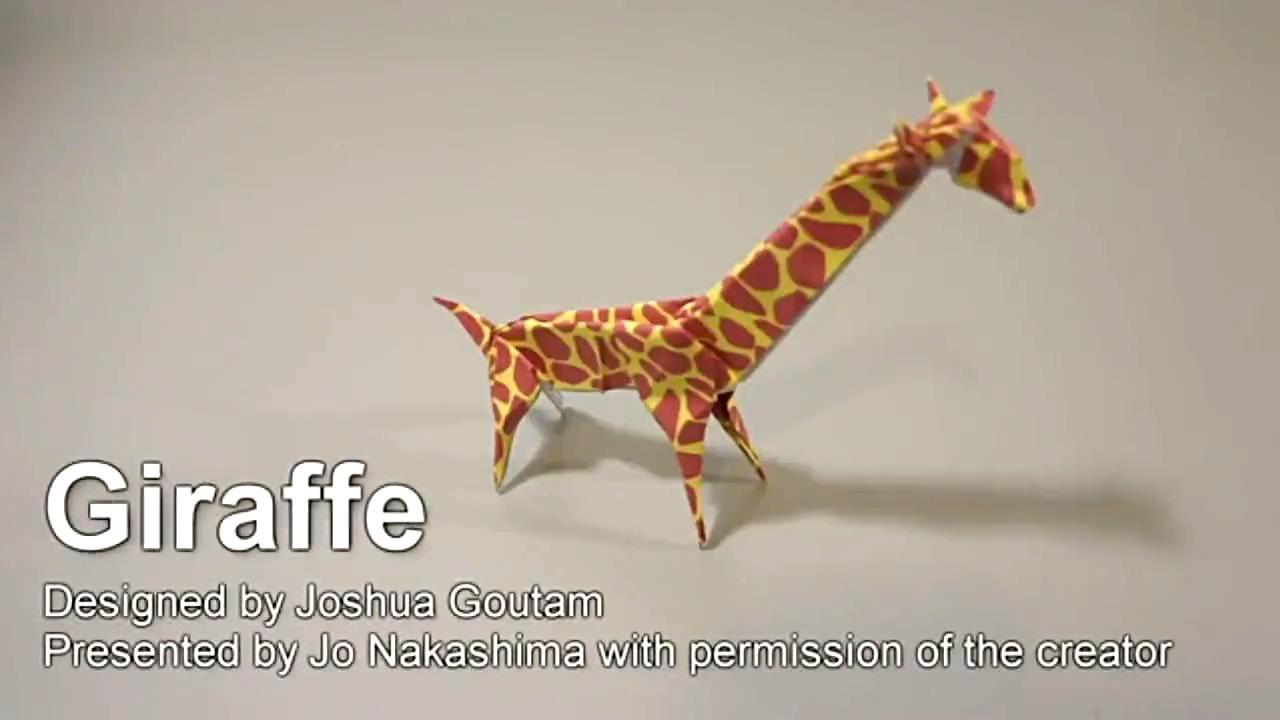 折纸活动动物视频