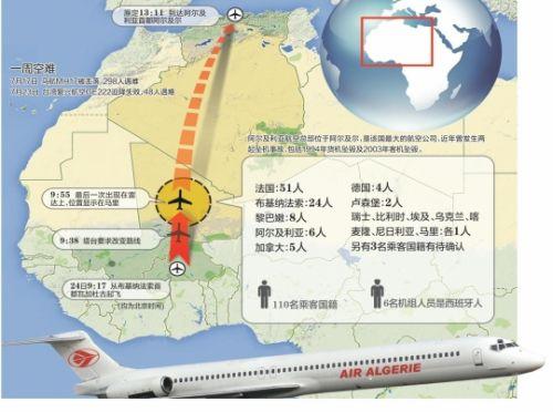 视频 客机/阿失联客机残骸找到 位于荒漠