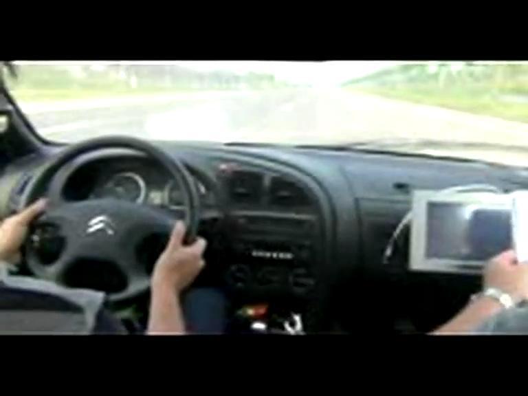 驾照考试 科目三操作流程