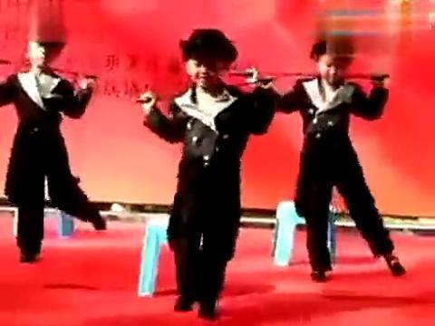 少儿舞蹈视频大全 幼儿爵士舞