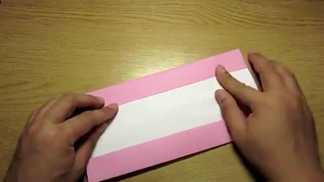 儿童折纸大全 手工制作小兔子灯笼
