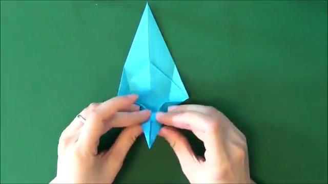 儿童折纸大全 动物折纸大全恐龙的折法