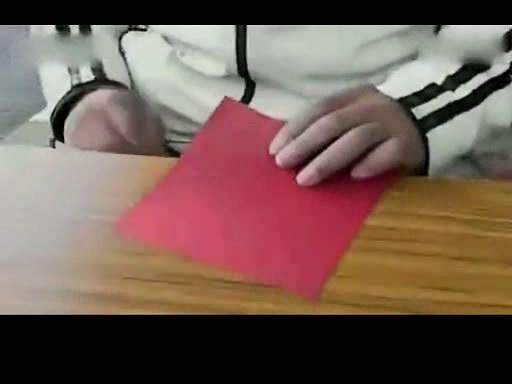 海绵纸折玫瑰花图解-360视频搜索
