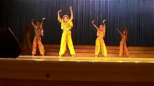 印度舞蹈视频 快乐的跳吧