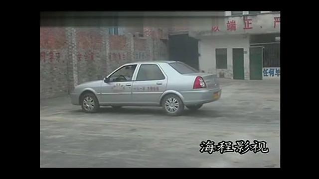 2014科目二最新倒车入库技巧及图解!