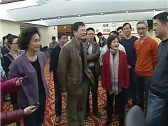 """姚亚平看望慰问江西全国""""两会""""报道团队"""