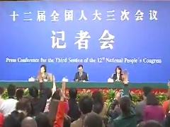 """两会记者会""""面孔""""折射中国之变"""