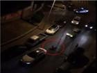 青岛黄台路轧人被轧男子已无生命危险警方正调查中