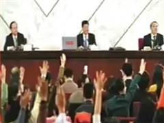 30余名原代表委员落马 缺席全国两会