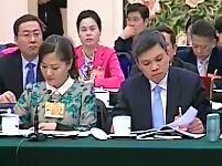 江西代表团审议政府工作报告并向媒体开放
