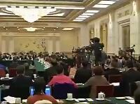 江西代表团开放日:强卫大方、坦诚面对反腐问题