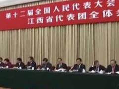 强卫接受采访:苏荣 许爱民案已有数十官员被查