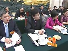 江西代表团继续审议政府工作报告审查计划和预算报告