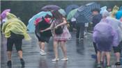 哈尔滨台风 台风天鹅明天登陆